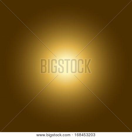 Gold Background Shine