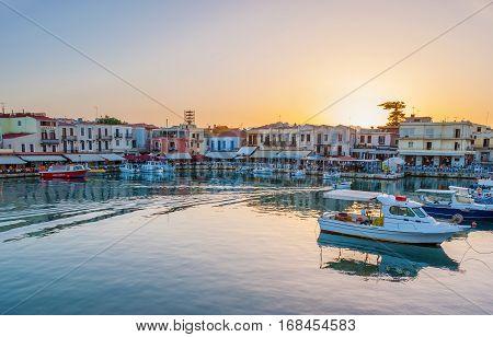 The Fishing Restaurants