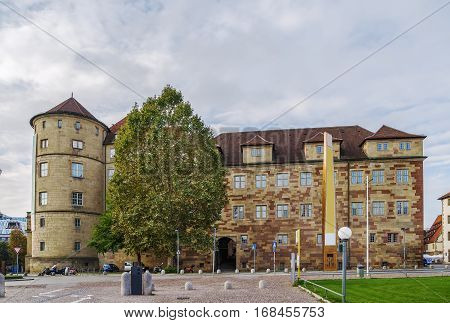 The Old Castle (Altes Schloss) is a castle located on the Schillerplatz in the center of Stuttgart Germany