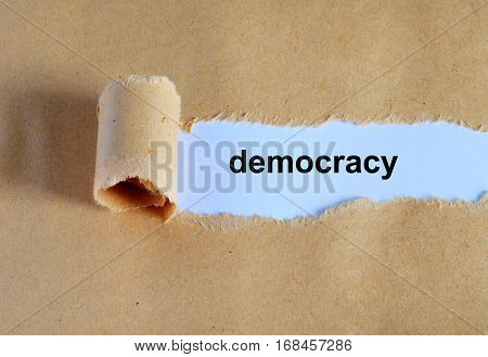 Dramatic, Paper, Ripped, Torn, Word, Text, Concept, Background, Hole, Opening, Written, Empty, Note,
