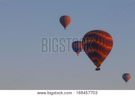 Hotfire Balloons Festival, Cappadocia, Turkey, Kappadokya