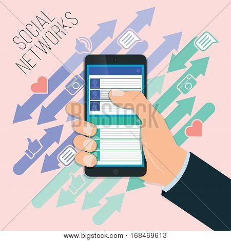 Mobile Social Networking, Chat, Chat, Exchange Photos And Audio Recordings, Video Messages. Discussi