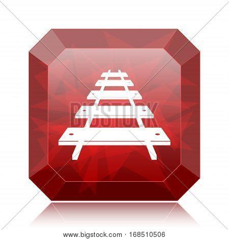 Rail Road Icon