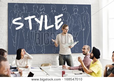 Style Fashion Design Trends Creativity