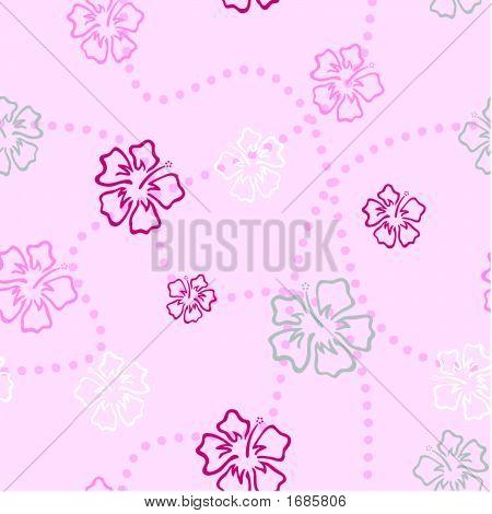 Seamless Pink Tile