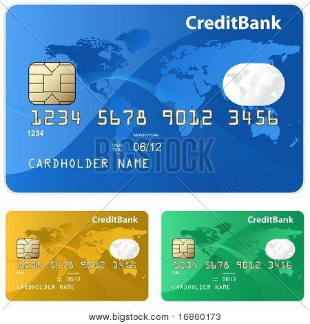 Credit card collectors movie