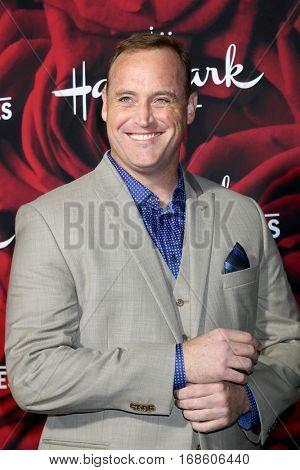 LOS ANGELES - JAN 14:  Matt Iseman at the Hallmark TCA Winter 2017 Party at Rose Parade Tournament House  on January 14, 2017 in Pasadena, CA