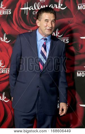 LOS ANGELES - JAN 14:  Billy Baldwin at the Hallmark TCA Winter 2017 Party at Rose Parade Tournament House  on January 14, 2017 in Pasadena, CA