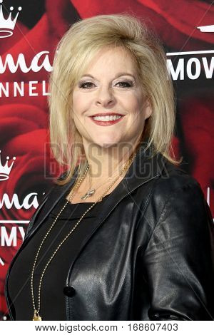 LOS ANGELES - JAN 14:  Nancy Grace at the Hallmark TCA Winter 2017 Party at Rose Parade Tournament House  on January 14, 2017 in Pasadena, CA