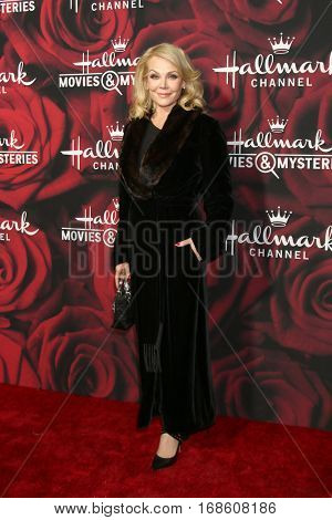 LOS ANGELES - JAN 14:  Gail O'Grady at the Hallmark TCA Winter 2017 Party at Rose Parade Tournament House  on January 14, 2017 in Pasadena, CA