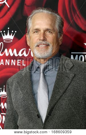 LOS ANGELES - JAN 14:  Gregory Harrison at the Hallmark TCA Winter 2017 Party at Rose Parade Tournament House  on January 14, 2017 in Pasadena, CA