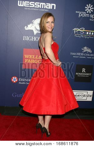 Palm Springs - JAN 15:  Leslie Mann at the PSIFF - Closing Night Screening