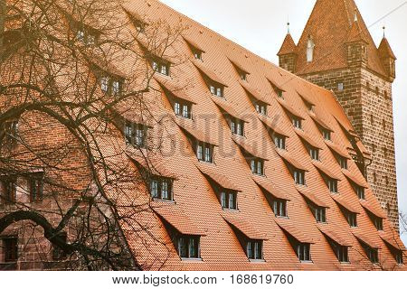 Nuremberg Castle - a monument of medieval architecture of the city of Nuremberg, is one of the most important and most beautiful architectural and cultural monuments of the city.