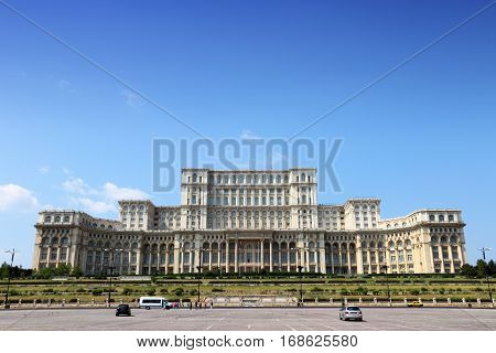 Parliament Of Romania