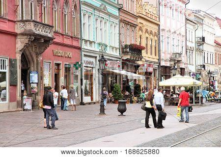 Slovakia - Kosice