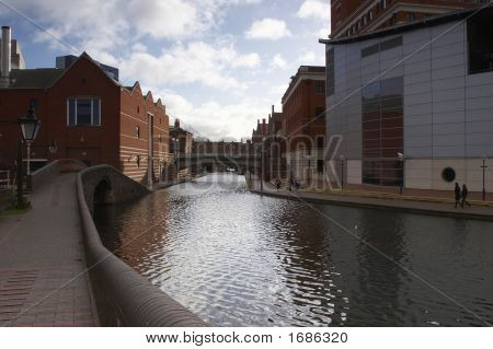 Brindley Place - Birmingham