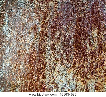 Abstract corroded colorful rusty metal background rusty metal texture