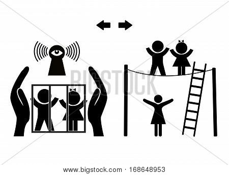 Child Protection and Freedom. Finding the right balance between risky play and safety in early childhood education