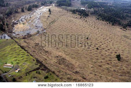 Mima Mounds, Washington State