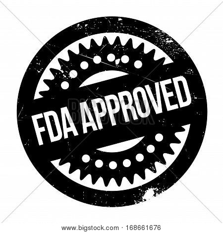 Fda approved stamp. Grunge design with dust scratches. Effects can be easily removed for a clean, crisp look. Color is easily changed.