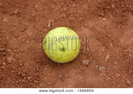 Old Yellow Softball