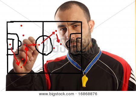 Soccer  Tactical Plan