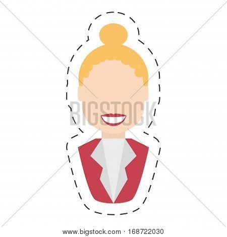 people fashionista man icon image, vector illustration design