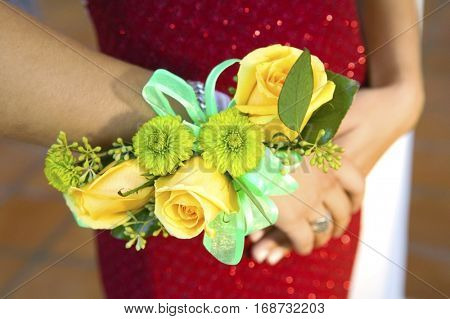 Beautiful Corsage