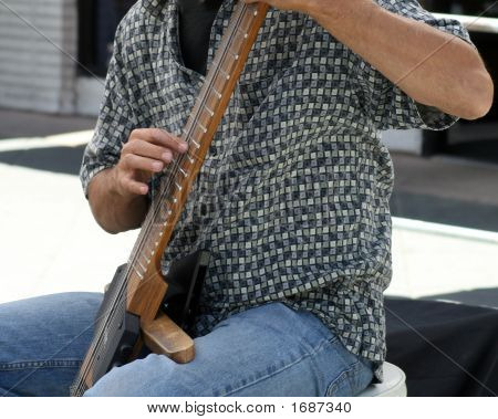 Stringed Musical Instrument