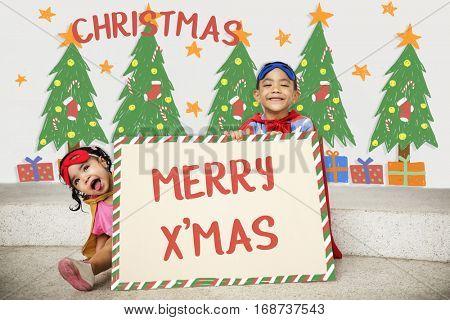 Christmas Celebration Merryx'mas  Newyear