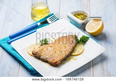 baked swordfish with marinade