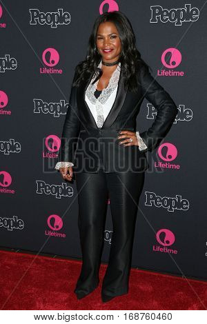 LOS ANGELES - DEC 13:  Nia Long at the