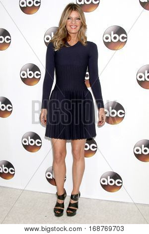 LOS ANGELES - JAN 10:  Michelle Stafford at the Disney/ABC TV TCA Winter 2017 Party at Langham Hotel on January 10, 2017 in Pasadena, CA