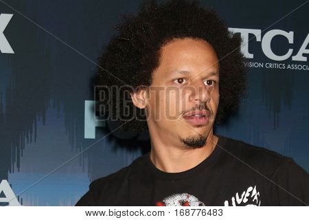 LOS ANGELES - JAN 11:  Eric Andre at the FOX TV TCA Winter 2017 All-Star Party at Langham Hotel on January 11, 2017 in Pasadena, CA