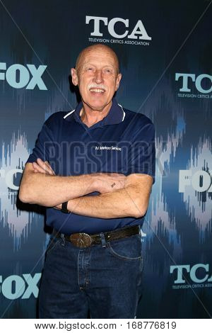 LOS ANGELES - JAN 11:  Dr Jan Pol at the FOX TV TCA Winter 2017 All-Star Party at Langham Hotel on January 11, 2017 in Pasadena, CA
