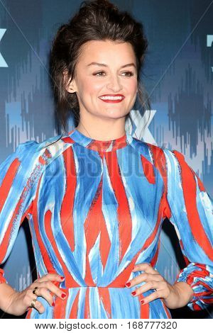 LOS ANGELES - JAN 11:  Alison Wright at the FOX TV TCA Winter 2017 All-Star Party at Langham Hotel on January 11, 2017 in Pasadena, CA