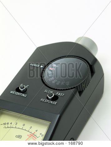 Audio Level Meter