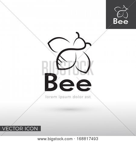 BEE LOGO / ICON