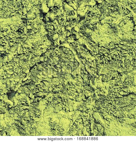 Natural Texture With Trendy Color Of Spring 2017 - Greenery