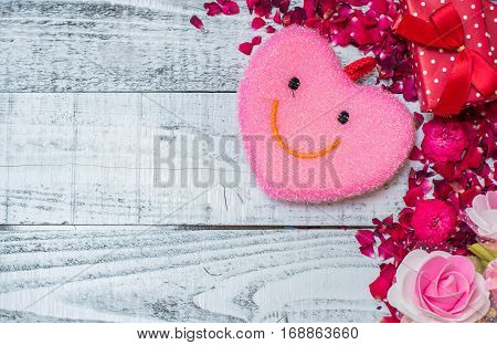 Valentines day and Sweetest day love concept