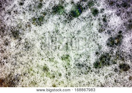 Soap Bubbles- Cleaning Agent