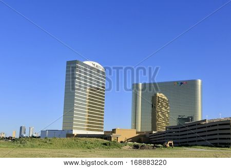 July 11, 2016 The Borgata Hotel and Casino in Atlantic City NJ.