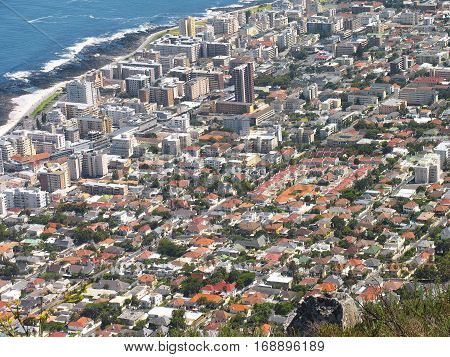 Sea Point, Cape Town South Africa 13dlfa