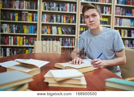 College studies