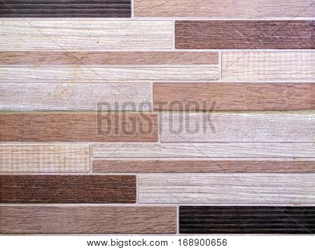 Papel de Parede - Textura Ceramica imitando madeira