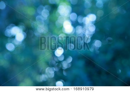 different shade and tone of blue blurred background