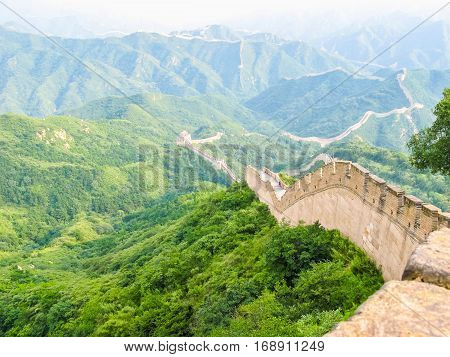 Hdr Chinese Great Wall