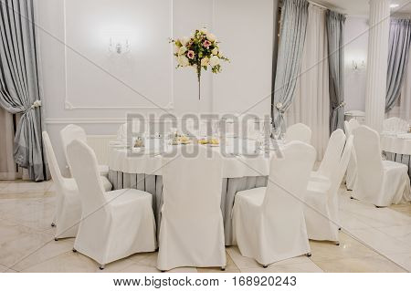 Elegant Banquet Wedding
