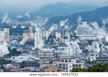 Beppu city