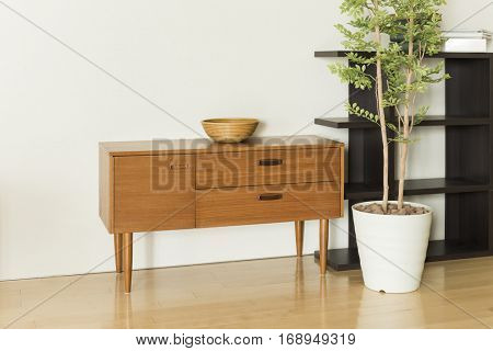 Various furniture